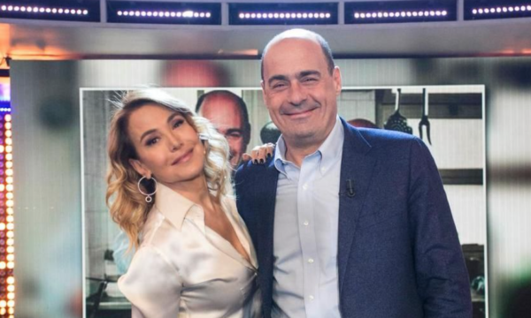 Scoop VigilanzaTv: Zingaretti ospite di Barbara D'Urso domenica 7 marzo