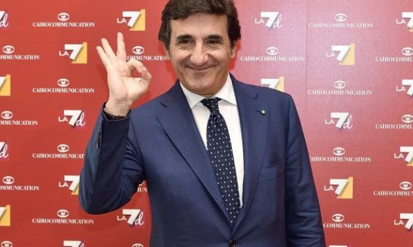 """Tonfo di La7 """"bimba di Conte"""": Cairo perde il 15.7% della raccolta pubblicitaria"""