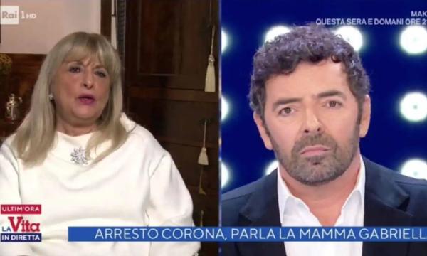 Ascolti Tv. Il caso Corona non aiuta Matano. Vita in Diretta in crisi