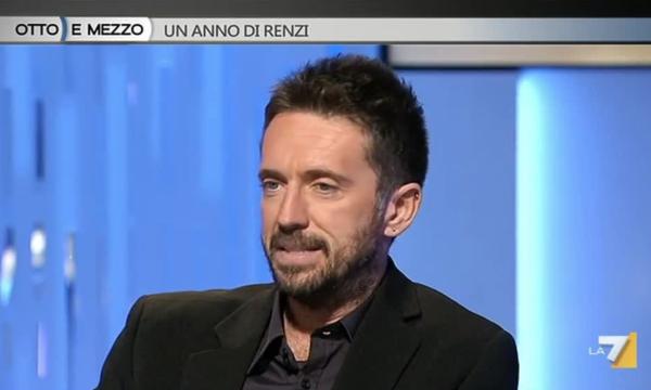 """Vaccini, Scanzi sospeso da La7. Anzaldi: """"La Rai continua a far finta di nulla?"""""""