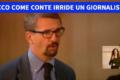 """Caso mascherine-Arcuri. Anzaldi: """"Conte chiederà scusa al giornalista di Rtl 102.5 che irrise?"""""""