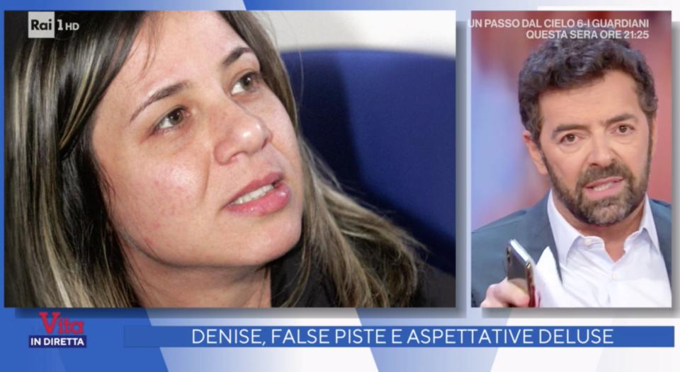 La vita in diretta Denise Pipitone