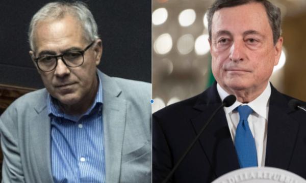 """Tg1, Anzaldi: """"Draghi ha sbagliato a scegliere il megafono di Conte. Brutto segnale e caduta di stile"""""""