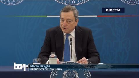 Conferenza Draghi: Rai1 oscura l'interprete con la lingua dei segni. La denuncia di Michele Anzaldi