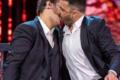 """Ascolti Tv. Pio e Amedeo chiudono """"al bacio"""" e bastonano Carlo Conti (in calo)"""