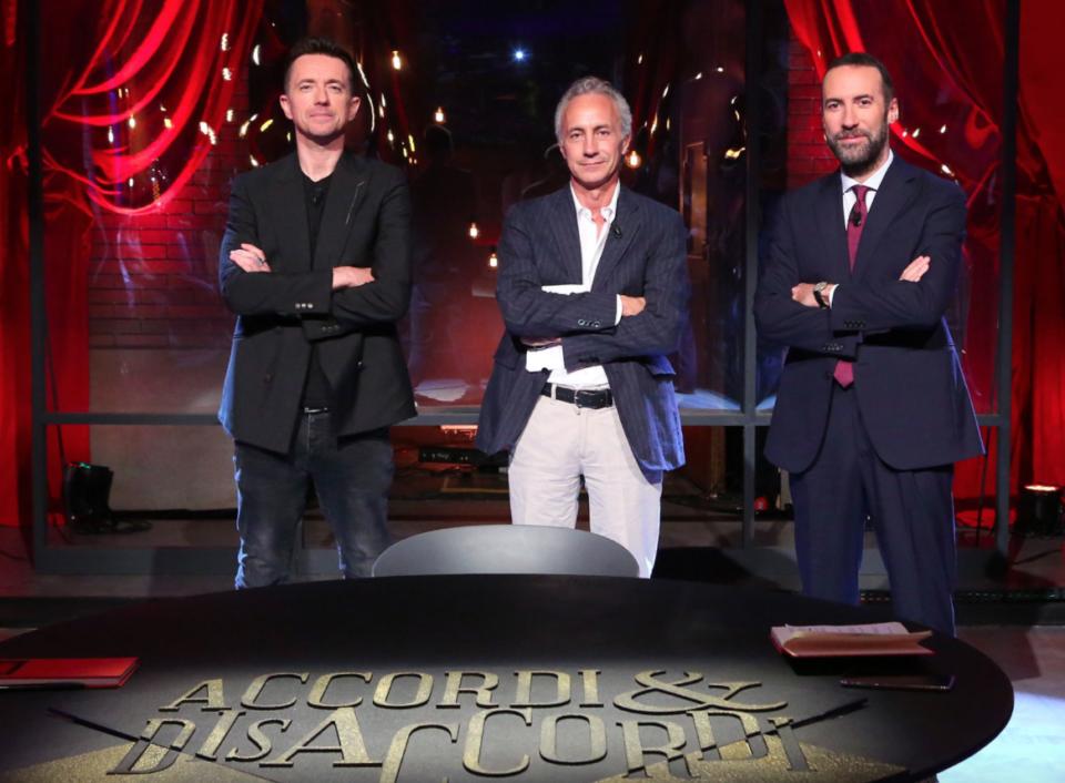 ascolti Tv accordi e disaccordi Andrea Scanzi Marco Travaglio Luca Sommi