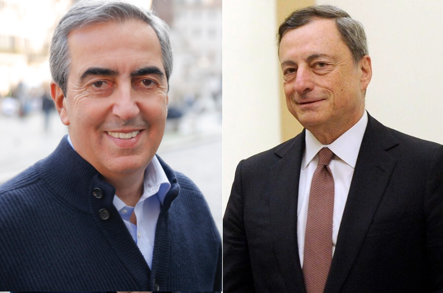 Maurizio Gasparri Mario Draghi Rai Commissione di Vigilanza Rai