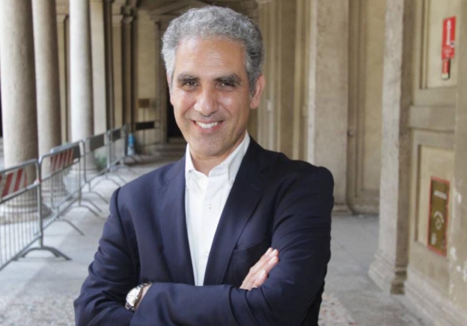 Il Presidente Rai Marcello Foa