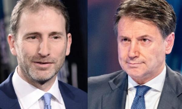 """Il Tg1 grillino occulta lo scontro Conte-Casaleggio su Rousseau. Anzaldi: """"Cinegiornale M5s"""""""