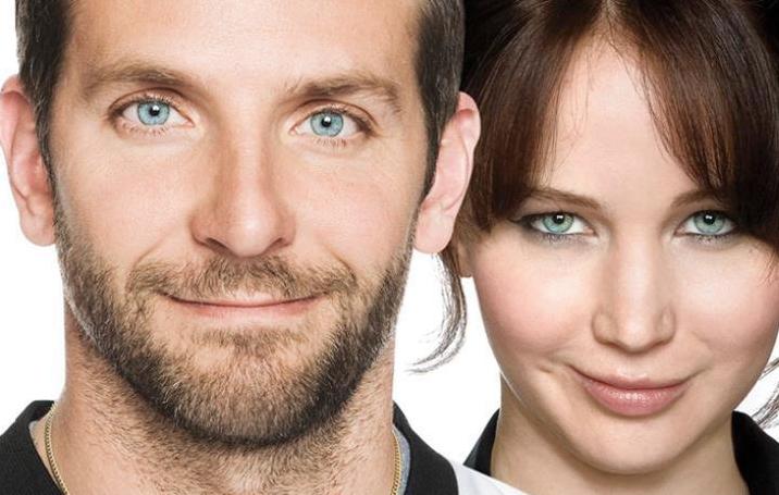 Il lato positivo film tv lunedì 31 maggio Bradley Cooper Jennifer Lawrence Robert De Niro