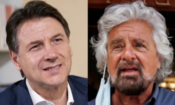 """Rai, Tg1 favorisce Conte contro Grillo. Anzaldi: """"Faziosità anche sullo scontro su M5s. Torni presto il giornalismo"""""""