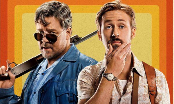 Film Tv venerdì 18 giugno con The Nice Guys, con Russell Crowe e Ryan Gosling, in prima serata