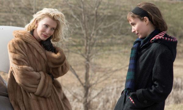 Film Tv martedì 29 giugno con Carol, Cate Blanchett in una storia d'amore al femminile