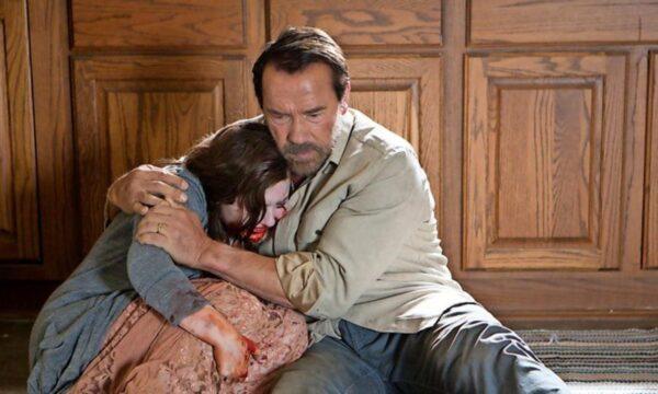 Film Tv venerdì 25 giugno con Contagious: Arnold Schwarzenegger, un padre messo alle strette da un virus, in prima serata