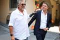 Matteo Renzi e l'agente televisivo Lucio Presta indagati per finanziamento illecito ai partiti