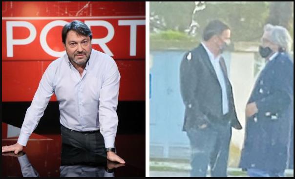 Sigfrido Ranucci Marco Mancini Matteo Renzi Report Rai3