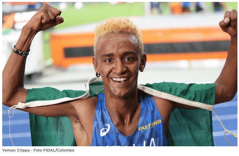 Yeman Crippa Finale 10.000 metri Tokyo 2020 Michele Anzaldi Olimpiadi