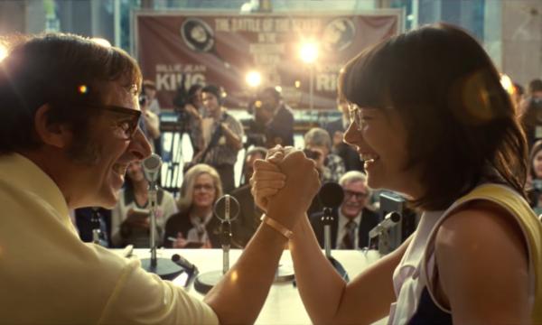 Film Tv venerdì 27 agosto. La battaglia dei sessi: una sfida epica, una storia vera