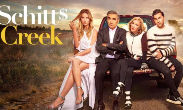 Schitt's Creek, risate a go-go con la famiglia più scombinata, cinica e premiata della Tv
