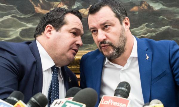 """Il caso Durigon svanisce dal Tg2 delle 13.00. Anzaldi: """"Censura pro Lega? Se ne occupi l'Ad Fuortes"""""""