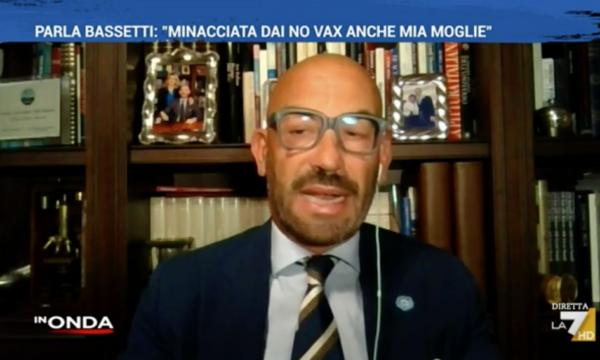 Ascolti Tv: con Bassetti in pericolo, De Gregorio e Parenzo volano e battono Gentili