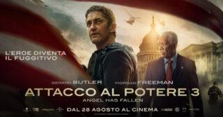 Attacco al potere 3 - Angel Has Fallen prima visione televisiva di Italia 1