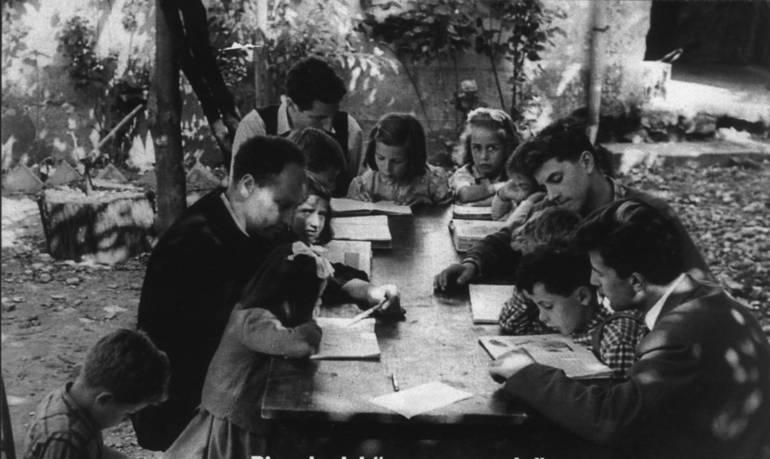 Don Milani e la scuola di Barbania