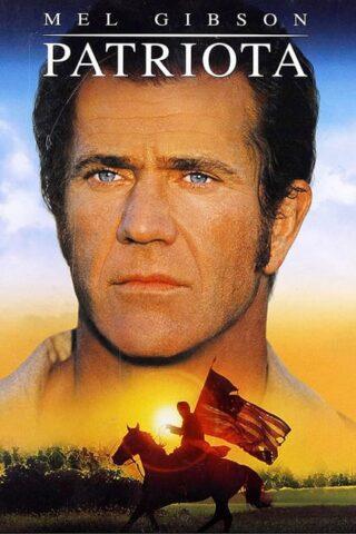 Mel Gibson è il Patriota, su Rai Movie