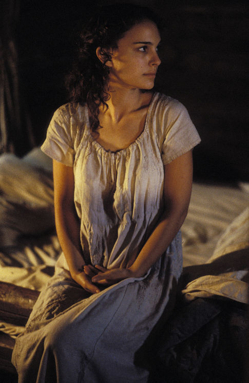 Natalie Portman in Ritorno a Cold Mountain