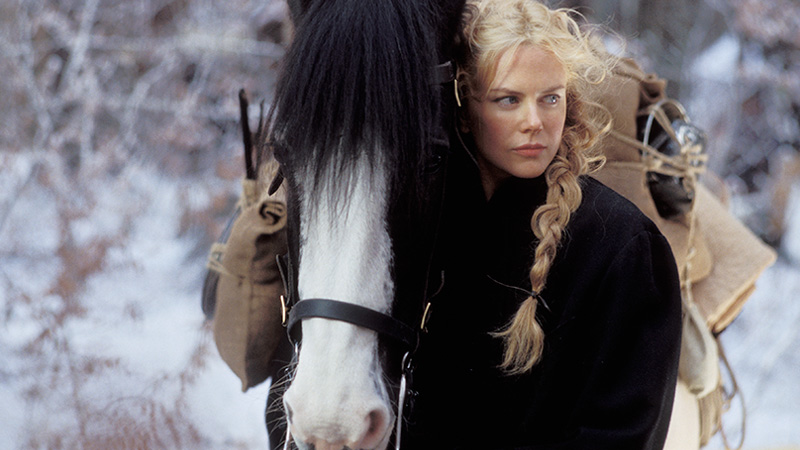 Nicole Kidman è Ada Monroe in Ritorno a Cold Mountain