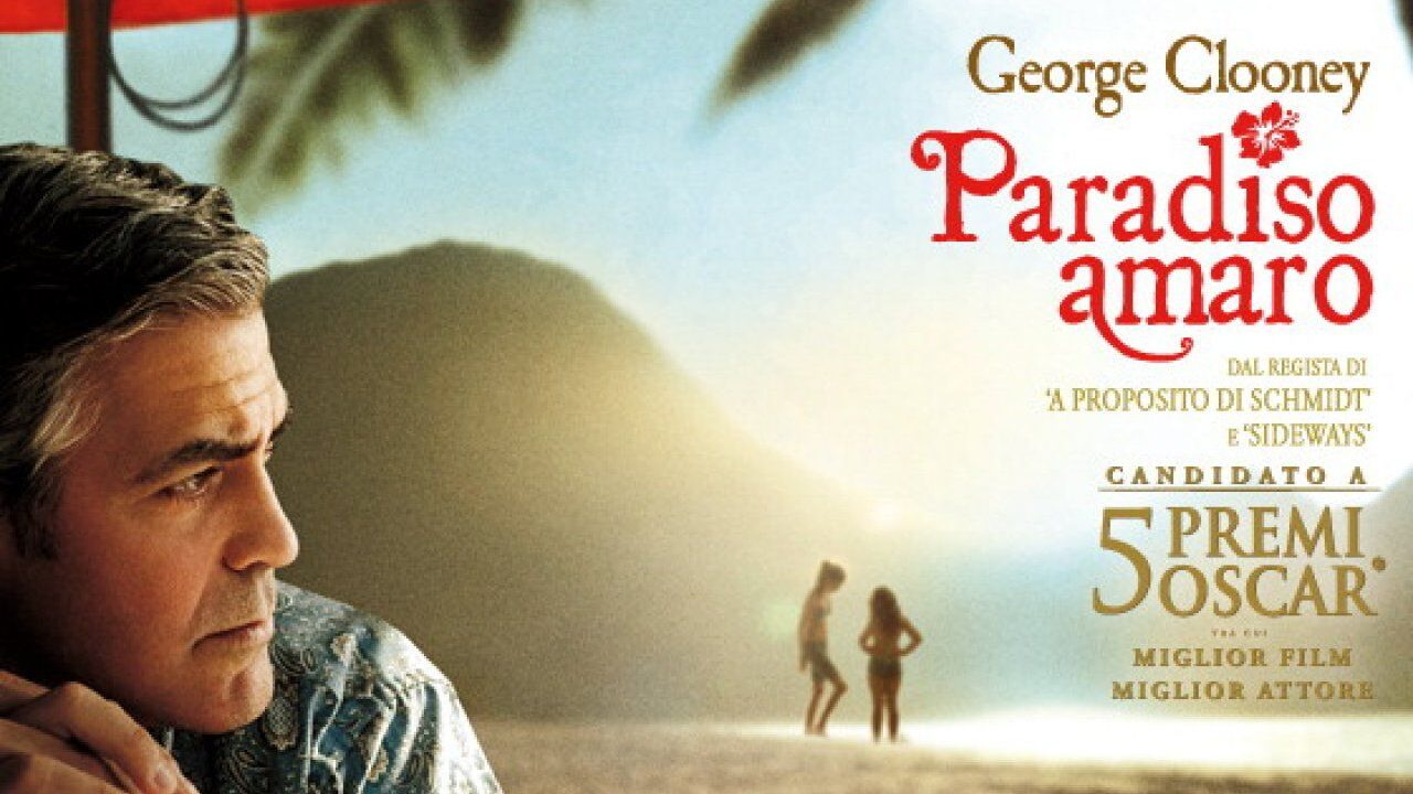 Paradiso Amaro George Clooney