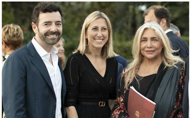 Premio Agnes Alberto Matano Mara Venier Rai1