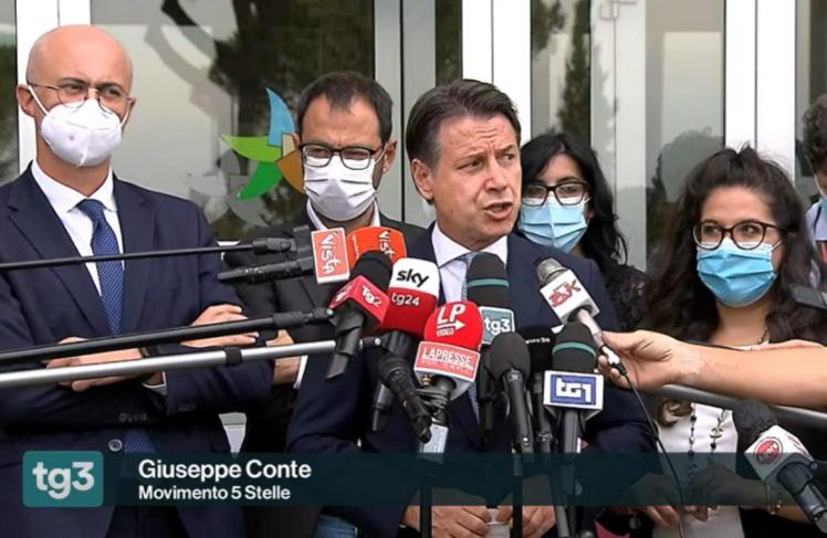 Giuseppe Conte Mite Tg Rai Michele Anzaldi Ministro Transizione Ecologica