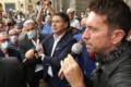 Minacce a Renzi. Regione Toscana condanna il comizio di Conte e Scanzi
