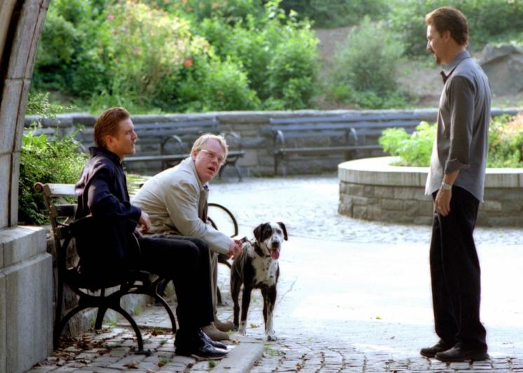 Film Tv La 25ª ora di Spike Lee con Edward Norton, Brian Cox, Rosario Dawson e Philip Seymour Hoffman
