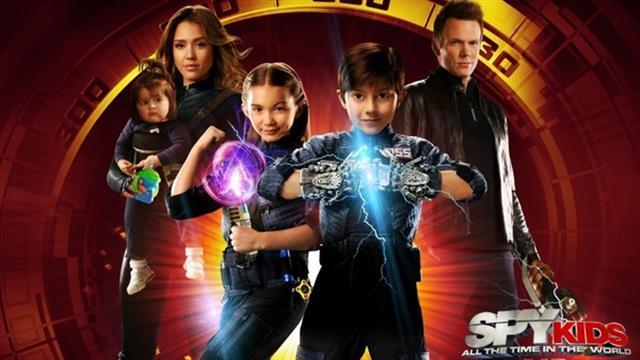 Spy Kids, in prima serata su Spike