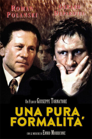 Una pura formalità di Giuseppe Tornatore  La recensione del film su VigilanzaTv