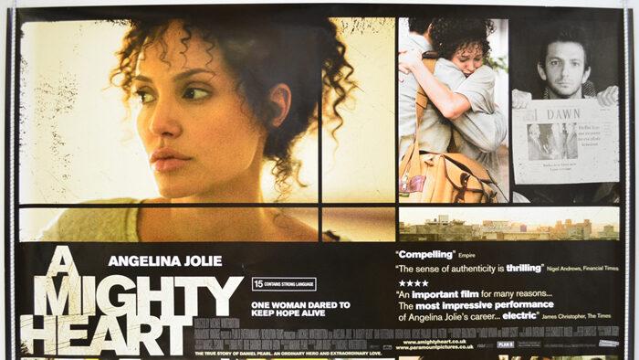 Film Tv Angelina Jolie A Mighty Heart Bradley Cooper