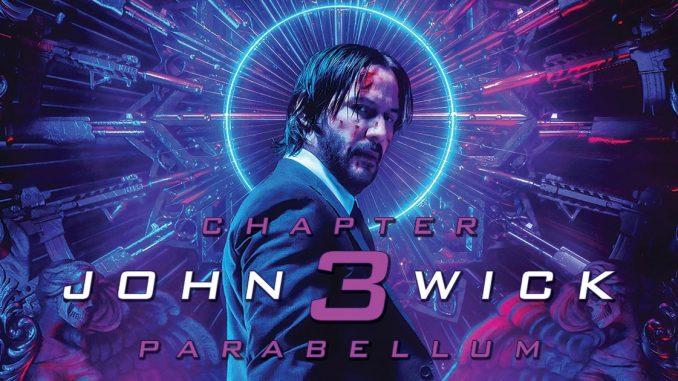 John Wick 3 Parabellum - prima visione televisiva di Rai2