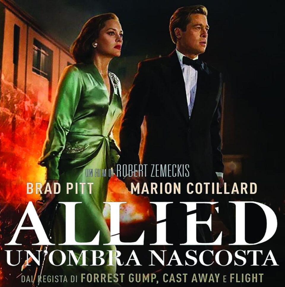 Film Tv 19 settembre. Allied: Zemeckis, Pitt, Cotillard e il suo passato La recensione del film su VigilanzaTv