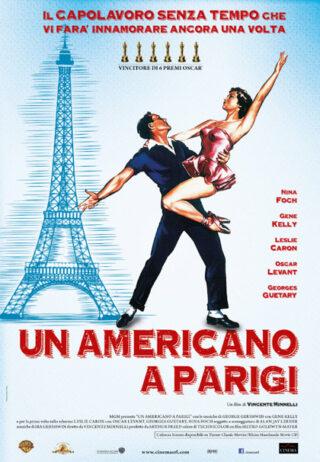 Un americano a Parigi, su Iris