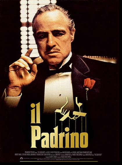 Film Tv 11 ottobre. Il Padrino: il capolavoro di Francis Ford Coppola e Marlon Brando La recensione del film su VigilanzaTv