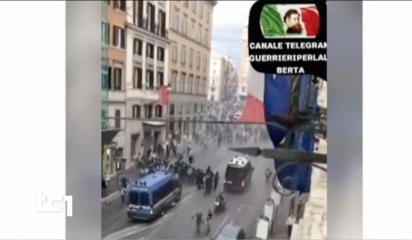 "Assalto Cgil. Anzaldi: ""Lungo spot del Tg1 a un canale estremista"""