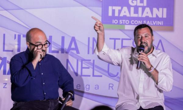 Al Tg2 regnano Salvini e Conte. Gasparri smentisce, ma Anzaldi conferma i dati