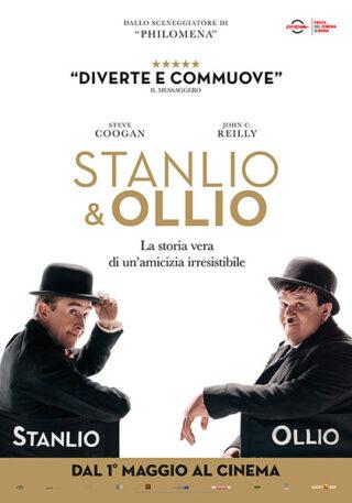 Film Tv 9 ottobre. Stanlio & Ollio: Il lato nascosto della comicità La recensione del film su VigilanzaTv