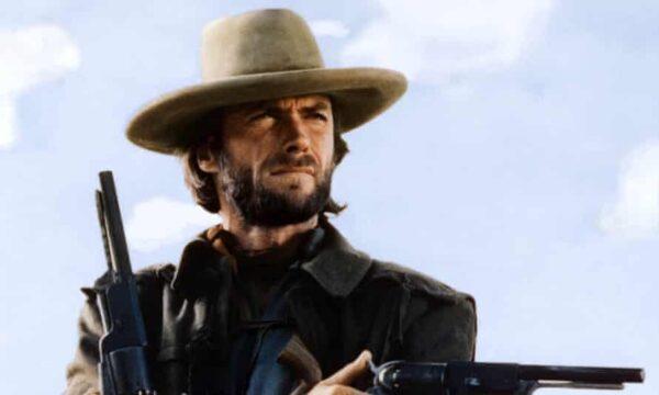 Film Tv 8 ottobre. Il texano dagli occhi di ghiaccio: Clint Eastwood