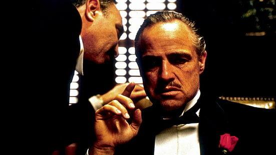 Film Tv 11 ottobre. Il Padrino: il capolavoro di Francis Ford Coppola e Marlon Brando