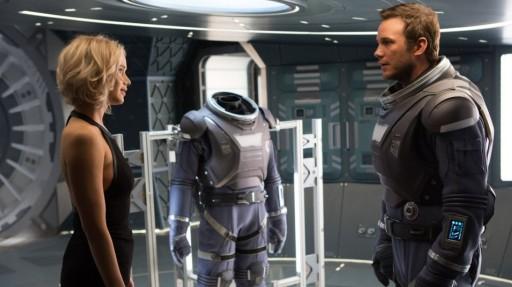 Passengers di Morten Tyldum con Jennifer Lawrence e Chris Pratt in prima serata su Rai Movie La recensione del film su VigilanzaTv